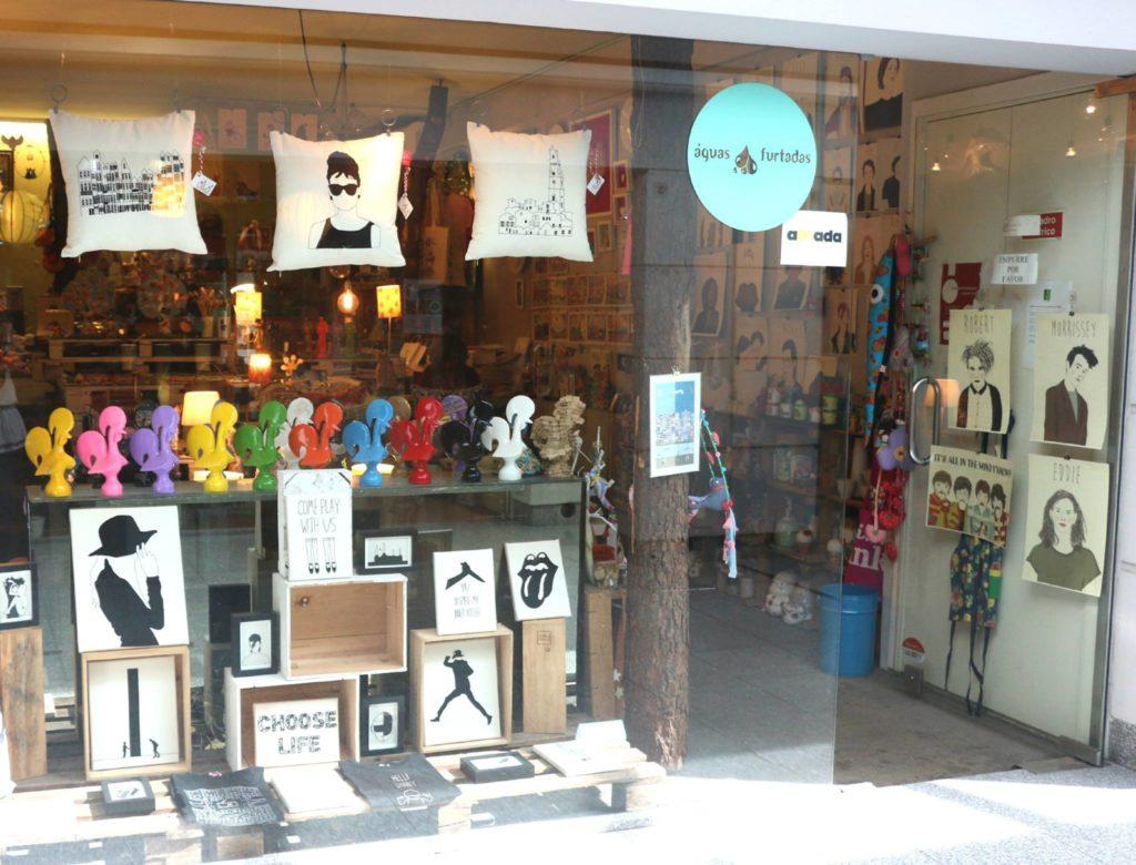 Águas Furtadas Design Shopping in Porto