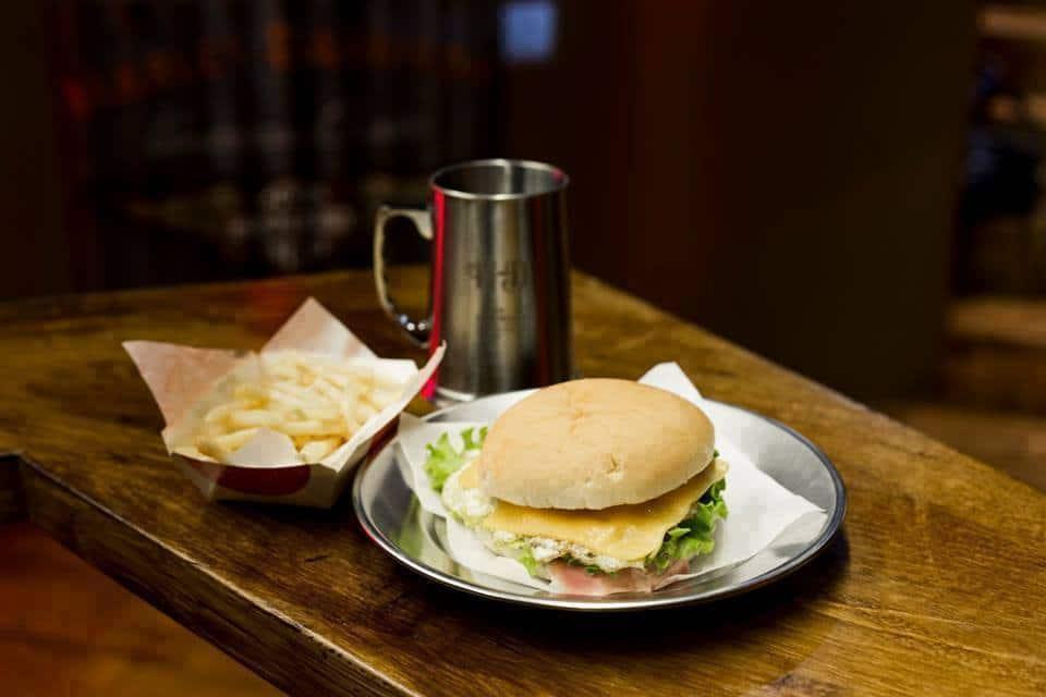 HD Bar - Best Hamburger Houses in Porto