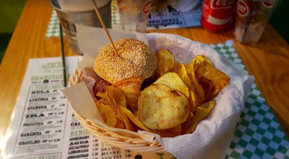 Munchie - Best Hamburger Houses in Porto