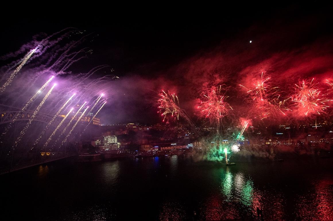 Festas de São João in Porto