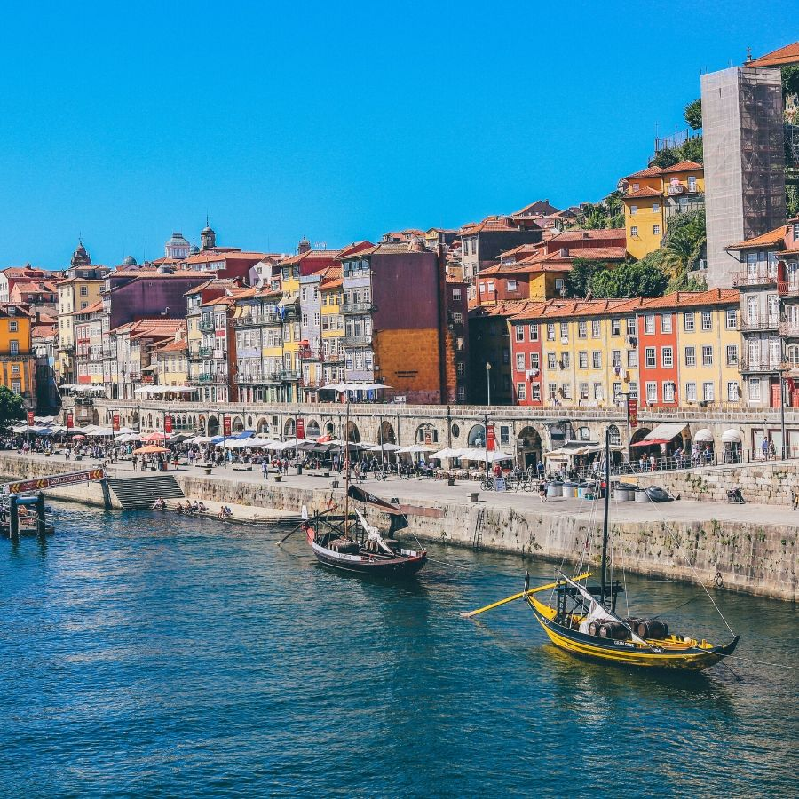 Free Guide to eating in Porto