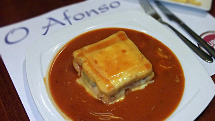 Best Francesinhas in Porto