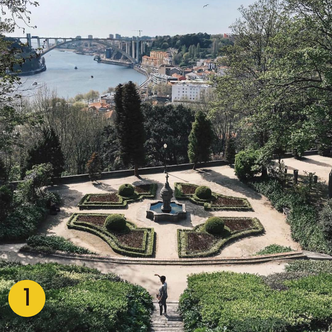 7 Instagrammable Spots in Porto