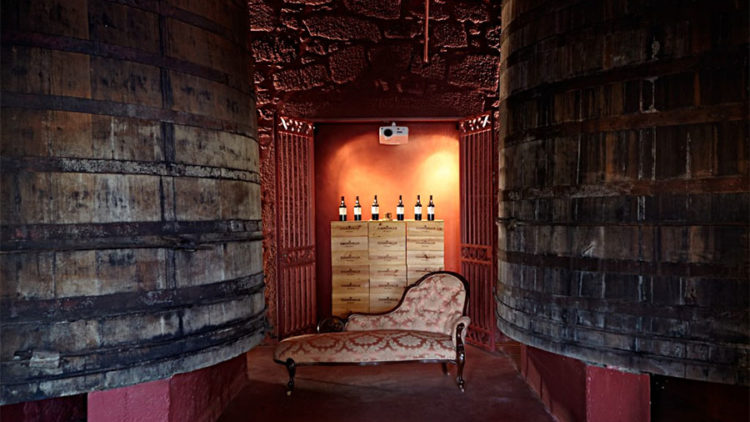 Caves Churchill is a Port Wine Cellar you can't miss in Porto