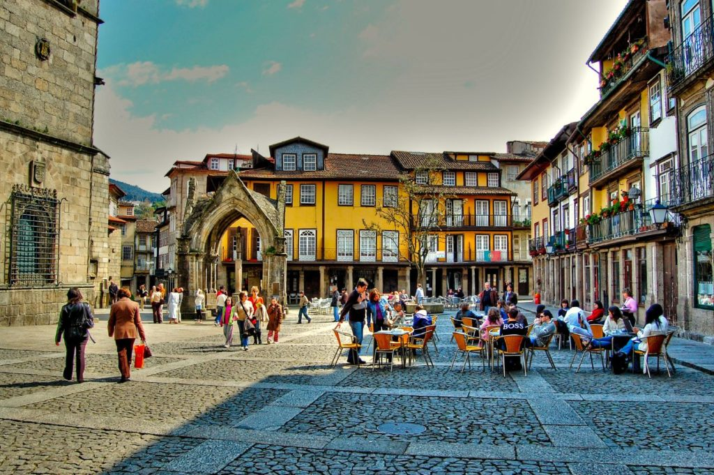 Day Trips from Porto - Guimarães Historical Centre