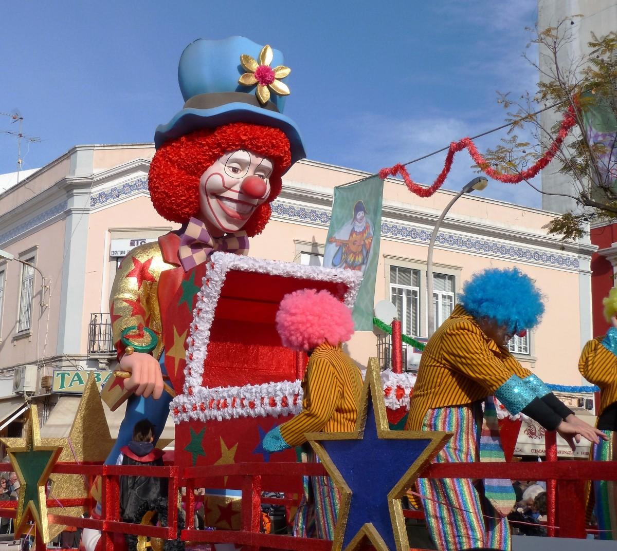 Carnival in Portugal