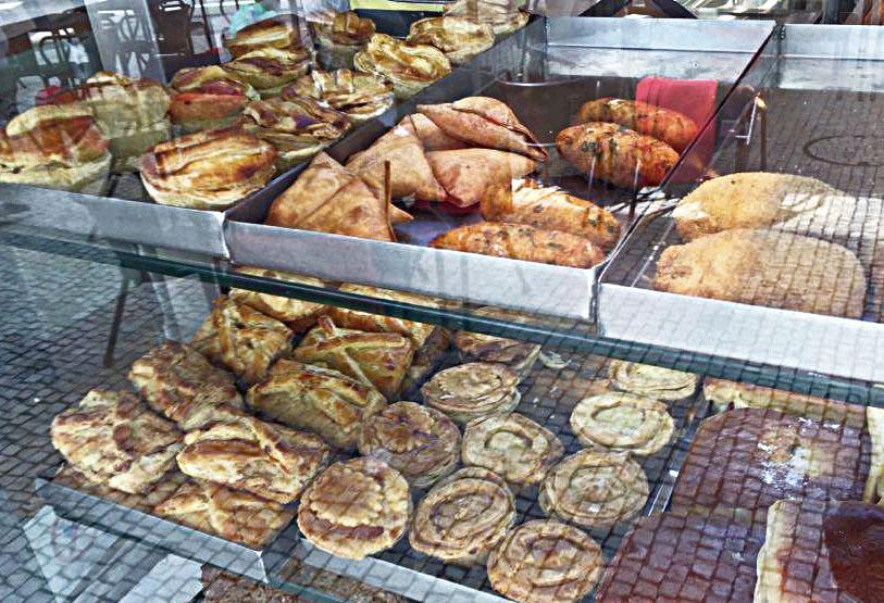 Savory Portuguese Pastries