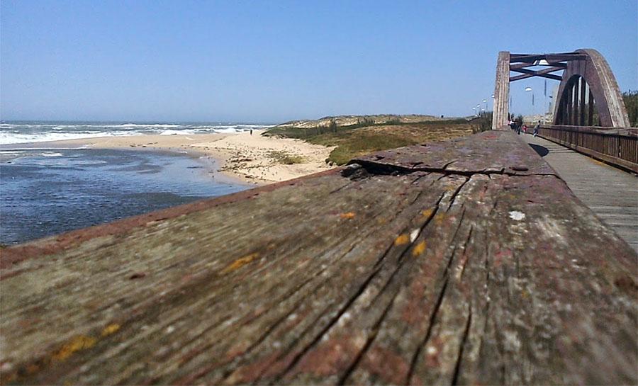 Best Beaches in the Porto Region: Angeiras Beach