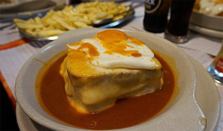 what to eat in Porto