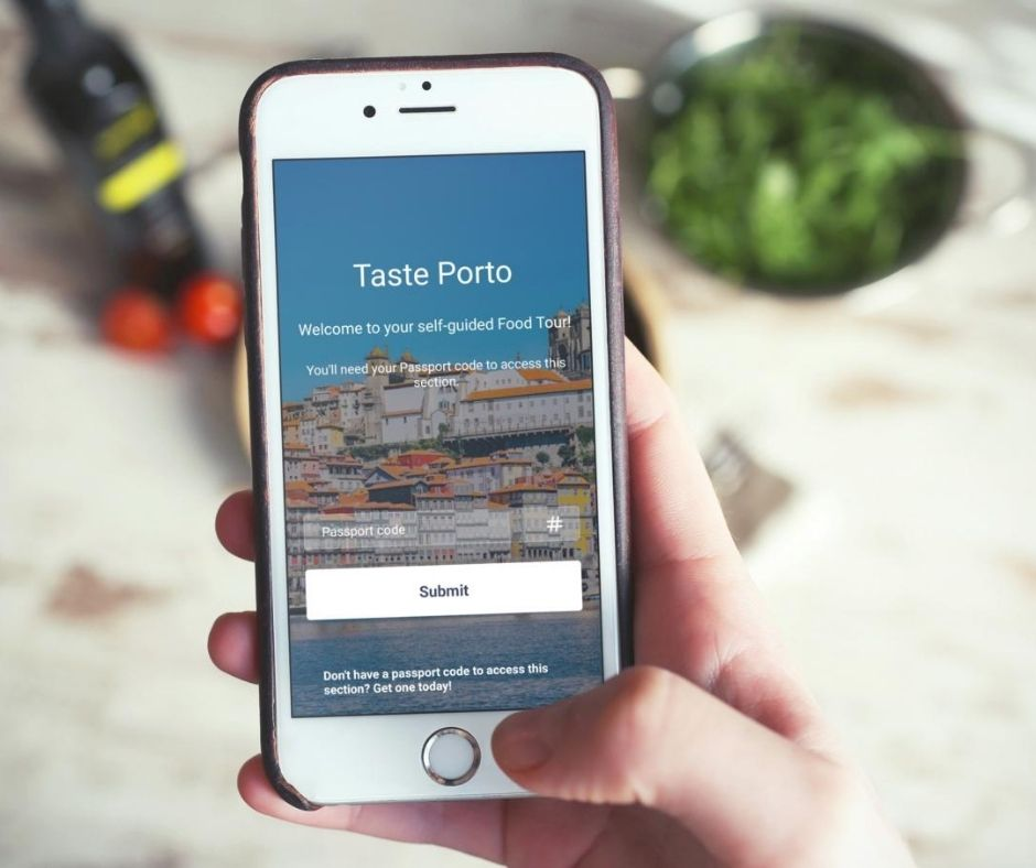 Taste Porto APP