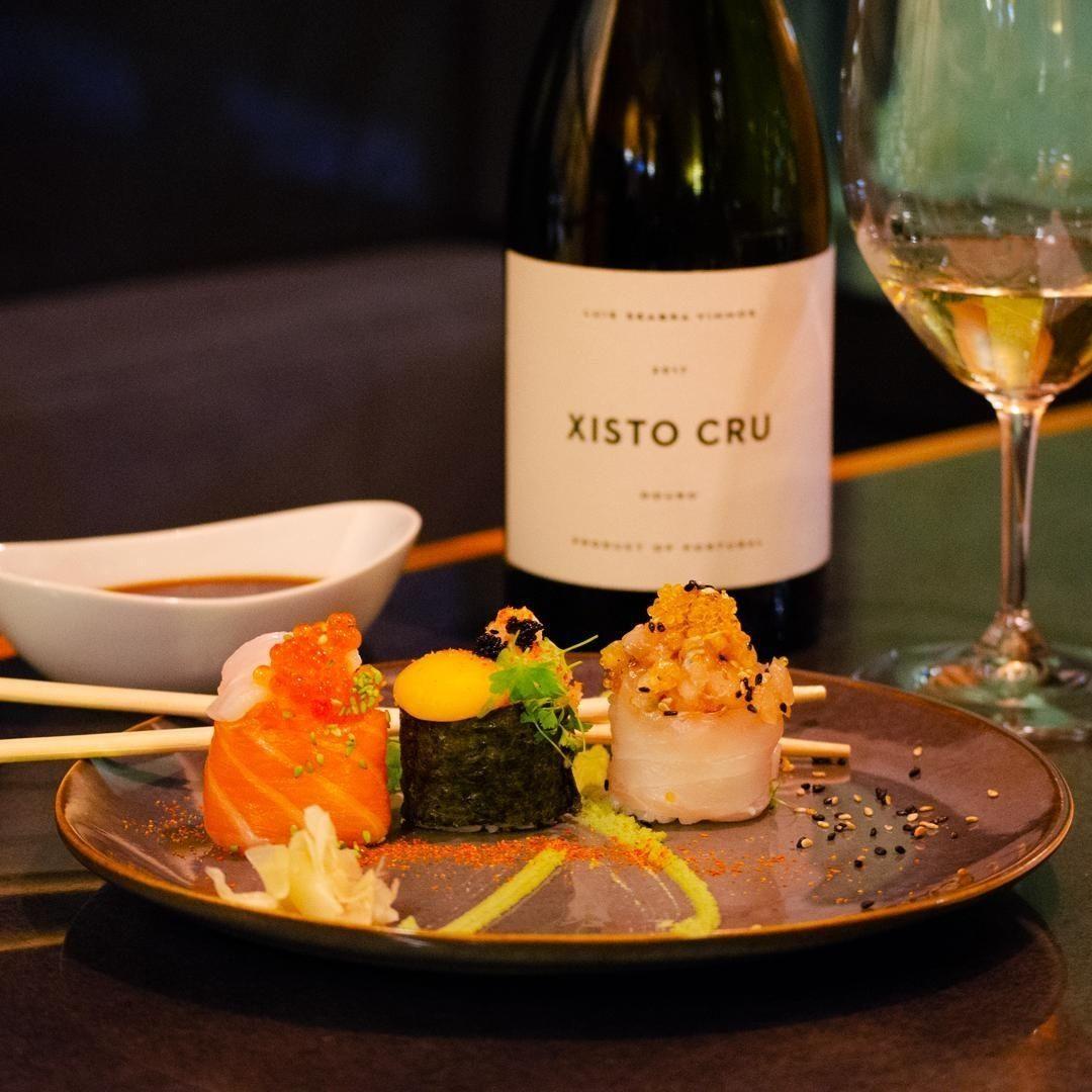 Sushi restaurants in Porto